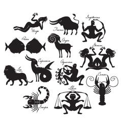 zodiac vector image