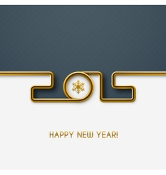 2015 Year vector image