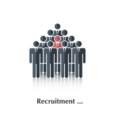 Recruitment vector