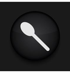 teaspoon icon Eps10 Easy to edit vector image