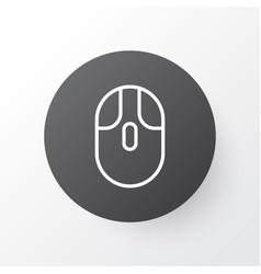 Cursor mouse icon symbol premium quality isolated vector