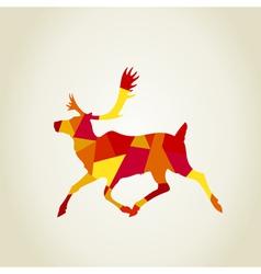 Deer3 vector image