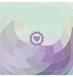 Lilac spiral background vector