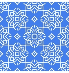 Arabic seamless pattern line art vector