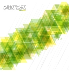 Abstract geometric background Modern overlapping vector image vector image