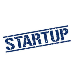 Startup stamp vector
