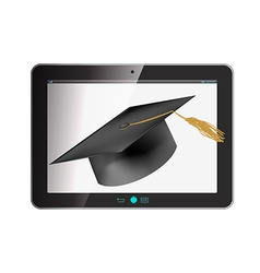 tablet2 vector image