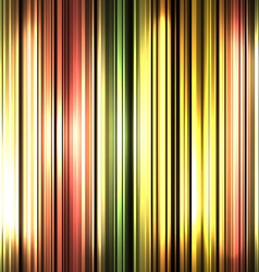 Colorful and shiny stripes background vector