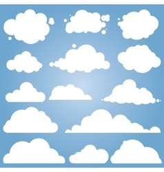 Different cloud set vector