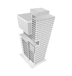 Building model vector