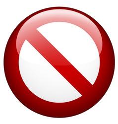 Blank ban vector