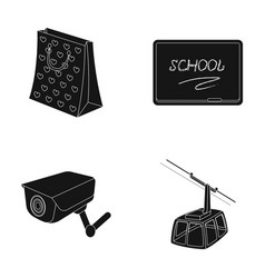 Transportation shopping and other web icon in vector