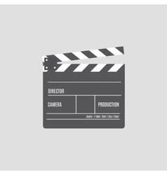 Abstract cinema object vector