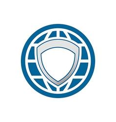 Global protection logo 380x400 vector