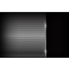 Dark chrome steel abstract background eps10 001 vector
