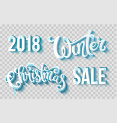quotes for christmas vector image