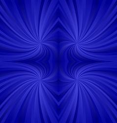 Blue seamless twirl background vector