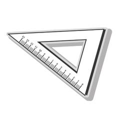 Ruler measurement tool vector
