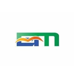 Em logo vector