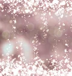 Sparkling background vector