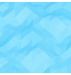 Light-blue abstract triangular background vector