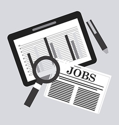 Search job vector