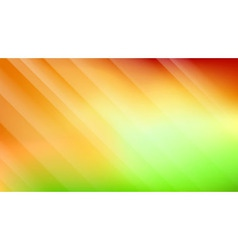 Abstract colorful yellow and green background vector image