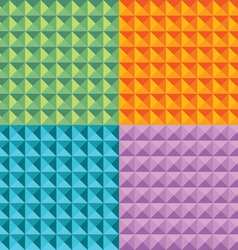 Geometric triangles vector