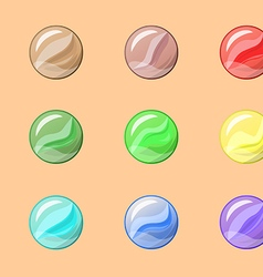 Marbles vector