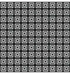 Pixel art seamless pattern vector