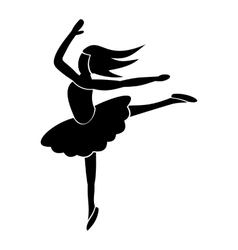 Best dance simple icon vector
