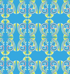 Asian tradition art pattern vector