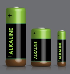 battery vector image