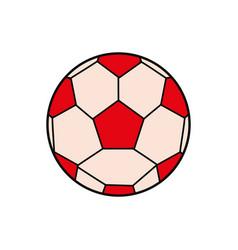 Sport soccer ball vector