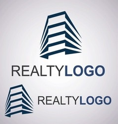 Realty logo 7 2 vector