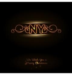 Ny logo vector
