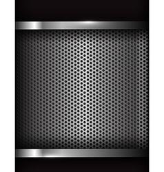 Dark chrome steel abstract background eps10 003 vector