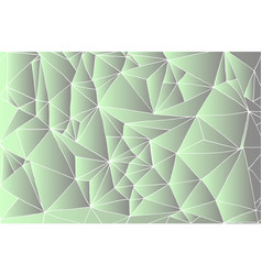 decorative abstract background white contour vector image vector image
