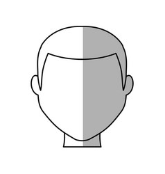 Man cartoon icon vector