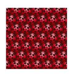 Mosaic red background vector