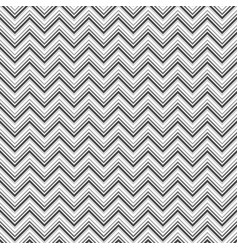 Grey zigzag geometric seamless pattern vector