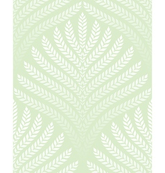 classic foliage seamless pattern vector image vector image