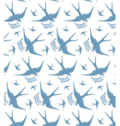 Swallows vector