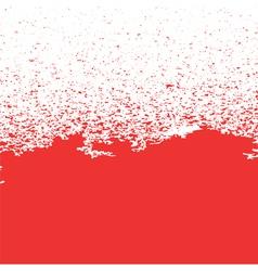 blood splatter vector image vector image