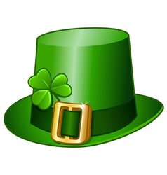 St patricks hat vector