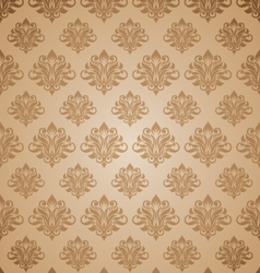 flower-ornament-pattern vector image