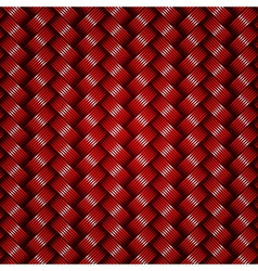 Wooden Weaving Basket Background 47 vector image