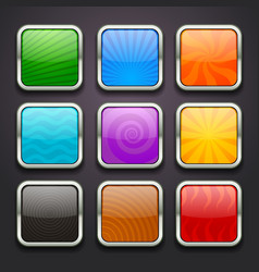 Background for the app icons-part 3 vector