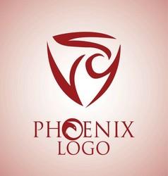 Phoenix logo 7 vector