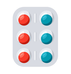 pharmaceutical medication icon vector image